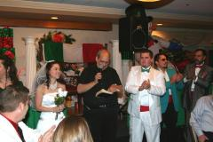 Joey__Maria_Wedding_Party_Christmas_2010