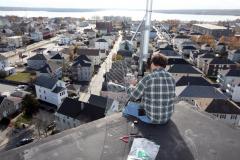 N1JOY_Installing_WiFi_Antenna_2012